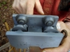 Vozík z 3D tiskárny